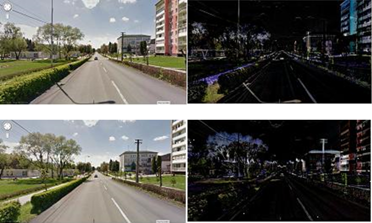 Google Street View Video