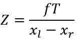 galbavy_equation