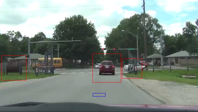 u00bb car detection in videos