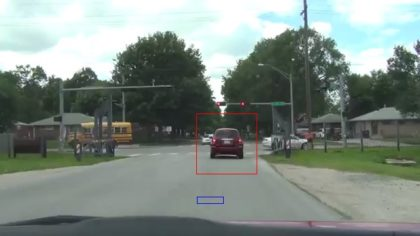 Car detection in videos